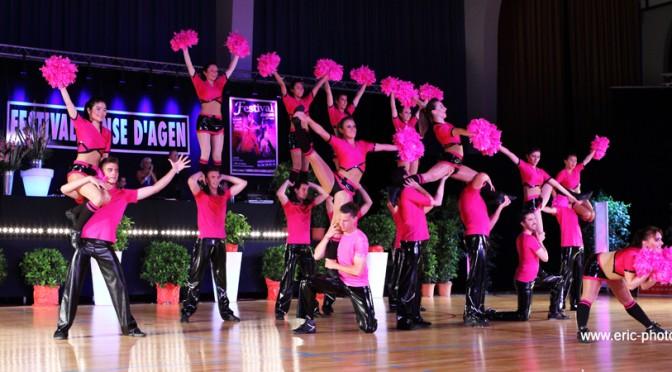 Festival de Danse d'Agen – Juin 2014