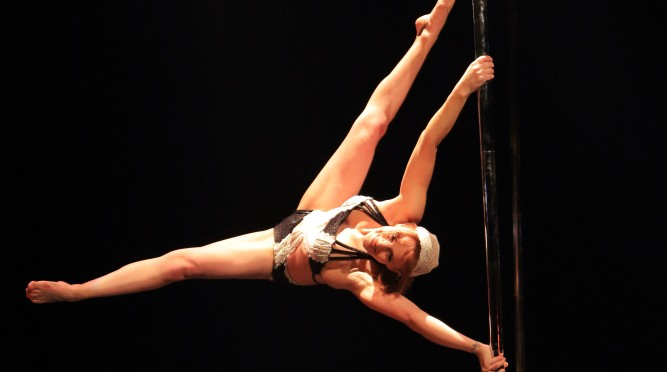 Pole Dancin'Side